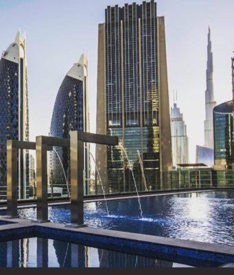 #Gevora- world's tallest hotel