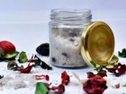 holistic rose bath salt