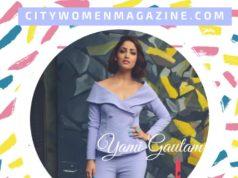 The latest style files of Yami Gautam