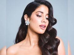 Janhvi Kapoor wins the Fresh Face award at the Vogue Beauty Awards 2018