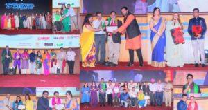 Dr.Aneel Kashi Murarka's The ShoorVeer Awards 2018 at Bombay Stock Exchange, Fort