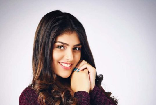 Actress Ishita Chauhan