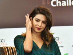"Priyanka Chopra at FLO's session ""Challenging the Status Quo & Forging New Paths."""