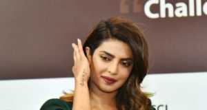 "Priyanka Chopra at FLO's session ""Challenging the Status Quo & Forging New Paths."""